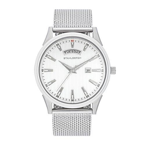 Stahlbergh Varberg II orologio da uomo acciaio inossidable 5 ATMDB76 S/S 10060051